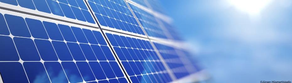 Solar Foto Kollektoren